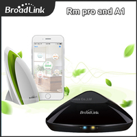 Original BroadLink RM Pro WiFi Universal Remote A1 Smart Air Quatily Detector Testing Air Humidity PM2