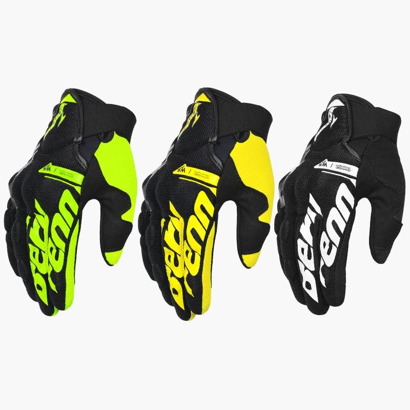 motorcycle gloves women men summer touch screen moto gloves for motocross motorbike Racing Riding|Gloves| |  - title=