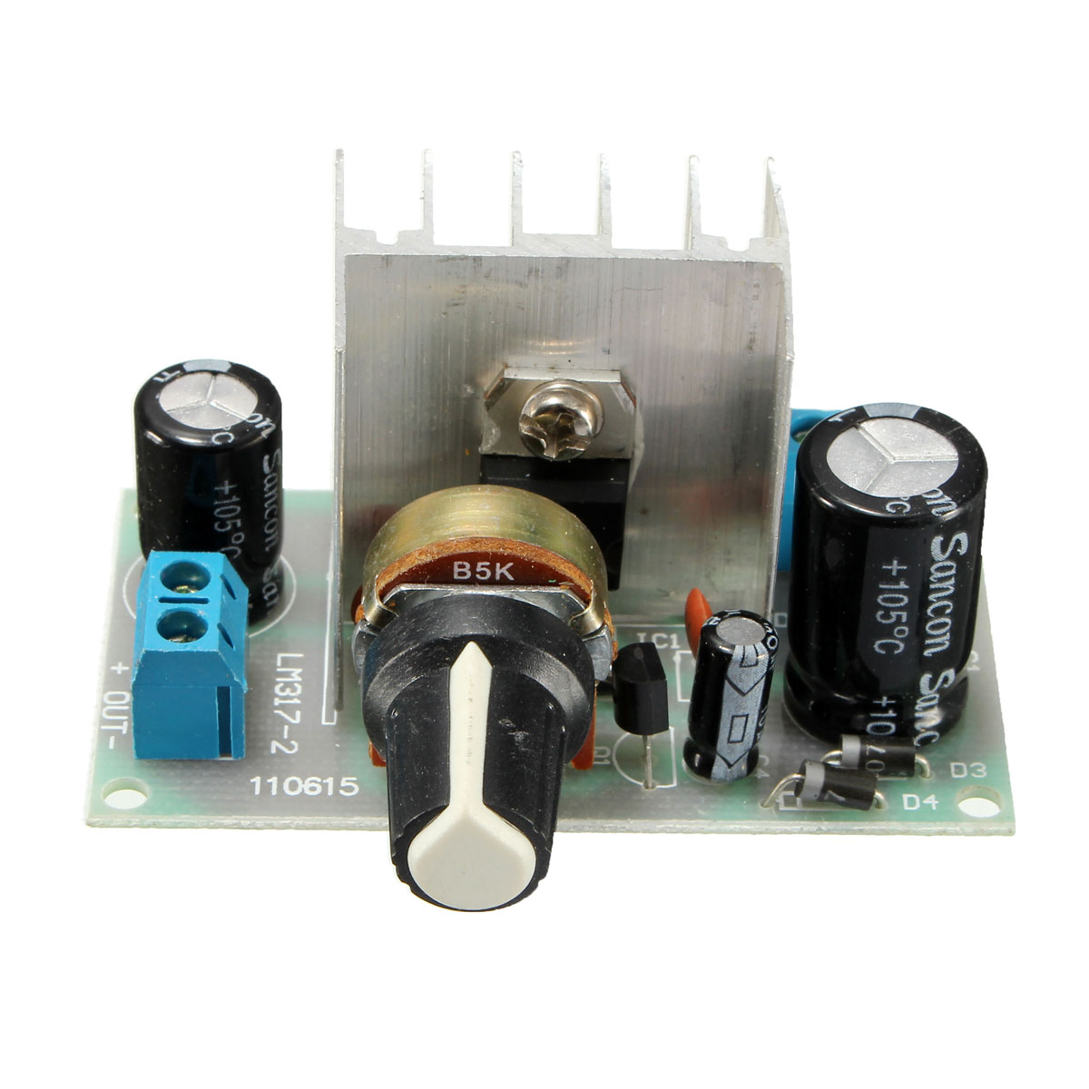Excellent Quality Lm317 Ac Dc To Adjustable Voltage Regulator An Breadboard Power Supply By Step Down Module 2016 Electronic Circuit Board In Lcd Modules From