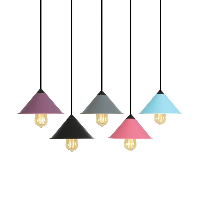 Color Iron LED Hanging Lamp Nordic Bedroom Living Room Hanglampen Home Light Fixturesn Dining Cafe Dining Lamparas De Techo Color Iron LED Hanging Lamp Nordic Bedroom Living Room Hanglampen Home Light Fixturesn Dining Cafe Dining Lamparas De Techo