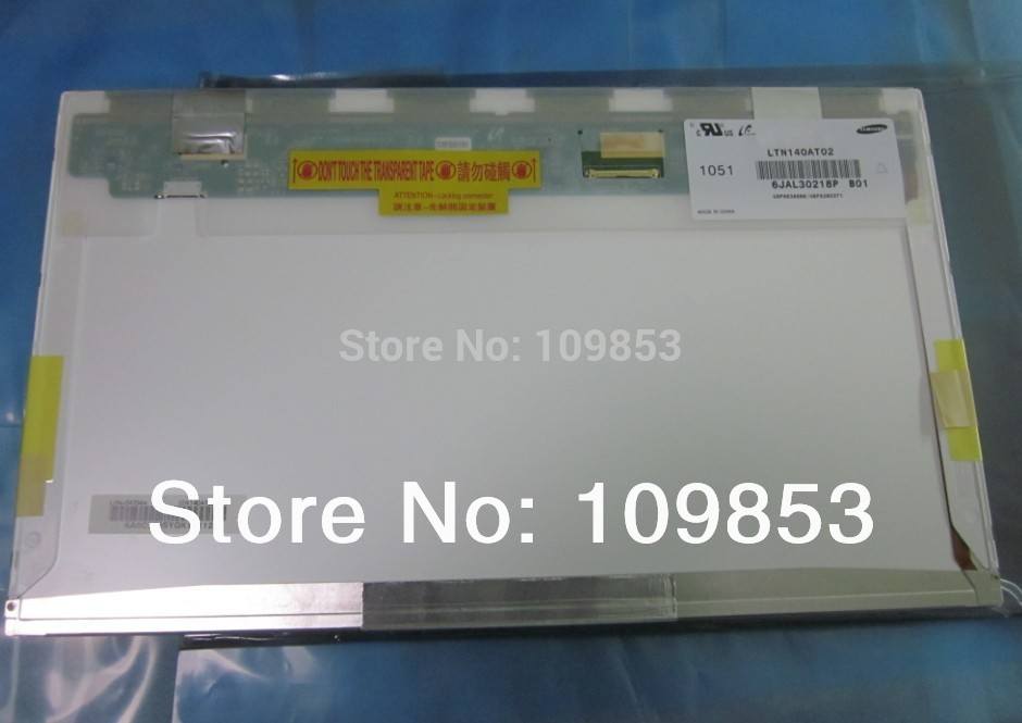 Tablet Lcds & Panels Honesty 14.0 For Lenovo Y450 B470 G480 G470 G460 G475 G450 E47l E40 E49a E430c N480 Z475 Z465 Laptop Lcd Screen 1366*768 40pin Tablet Accessories