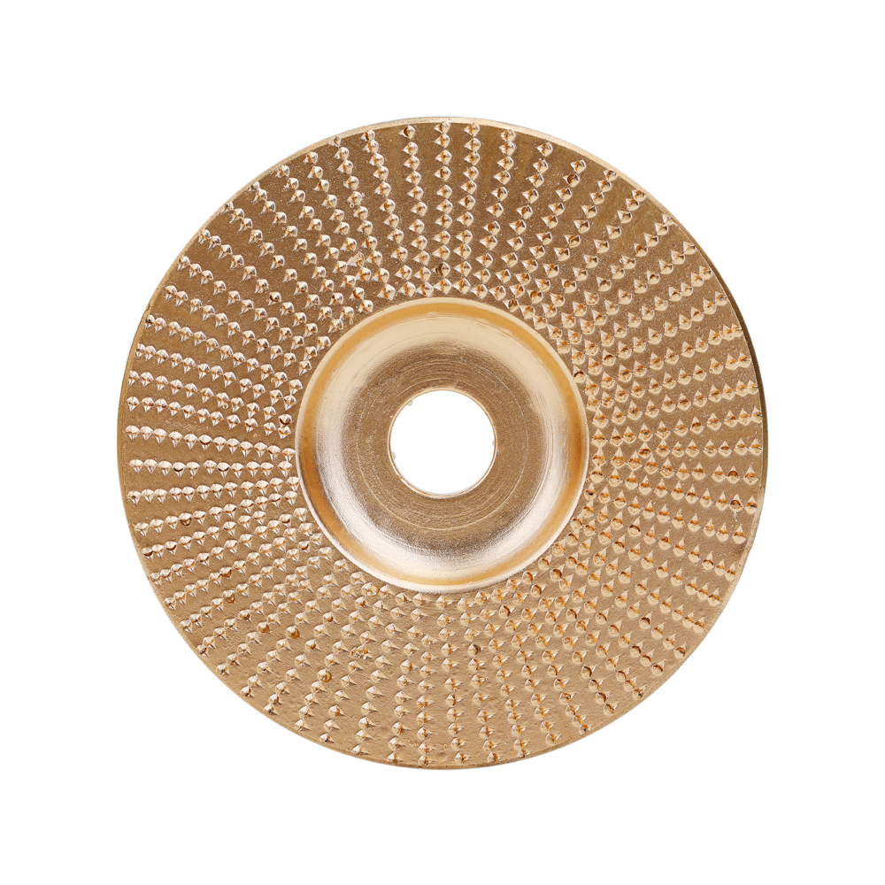 Woodworking Grinding Wheel Tungsten Carbide Sand Disc Wood Carving Rotary Tool
