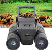 Free Shipping Eyoyo 2 LCD BD318 HD 720P 12X32 Zoom Digital Binoculars Telescope Video Camera