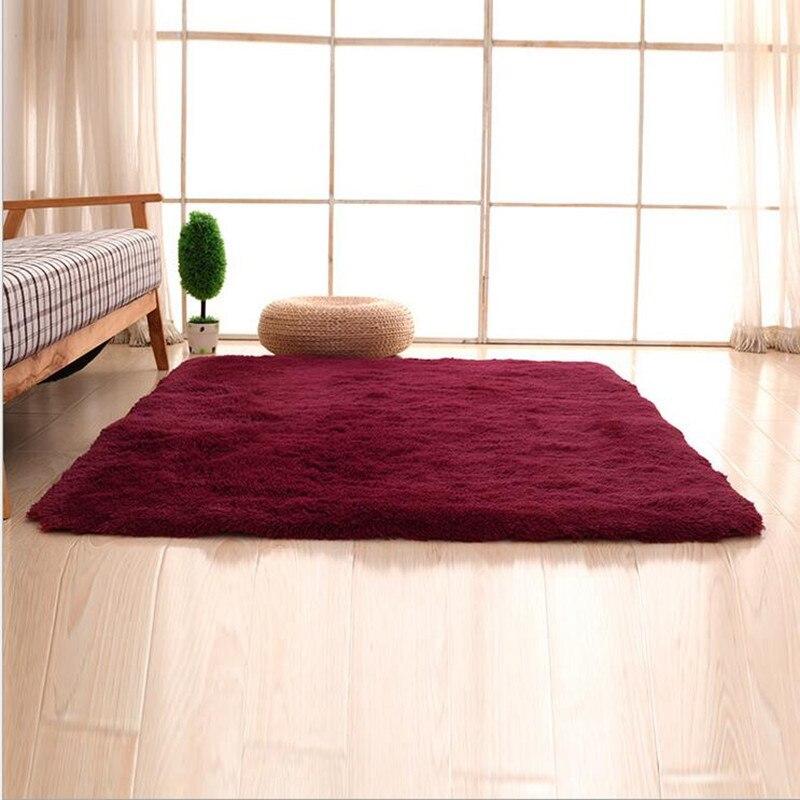 200*250 cm mode super doux tapis/tapis de sol/tapis de zone/tapis antidérapant/paillasson tapis et tapis pour salon et chambre à coucher - 2