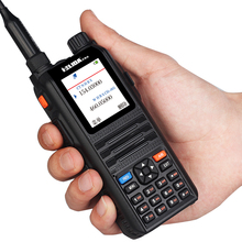 Color display walkie taklie transceiver 5W CP-UV2000 VHF /UHF Three Band 136-174/200-260/400-520 MHz two way radio