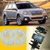 2 stücke Power Vorne/Hinten Schock Suspension Kissen Buffer Frühjahr Stoßstange Für Subaru Outback-in Stoßdämpfer-Teile aus Kraftfahrzeuge und Motorräder bei