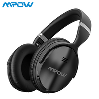 Mpow H5 ANC Active Noise Cancelling Wireless Bluetooth Headphones Hi Fi Stereo Headset With Carry bag For iphone X Huawei Phone