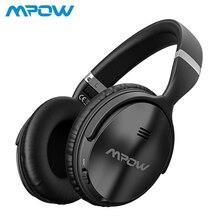 0ad344aa9dc Mpow H5 ANC Active Cancelación de ruido auriculares inalámbricos Bluetooth  auriculares estéreo Hi-Fi con