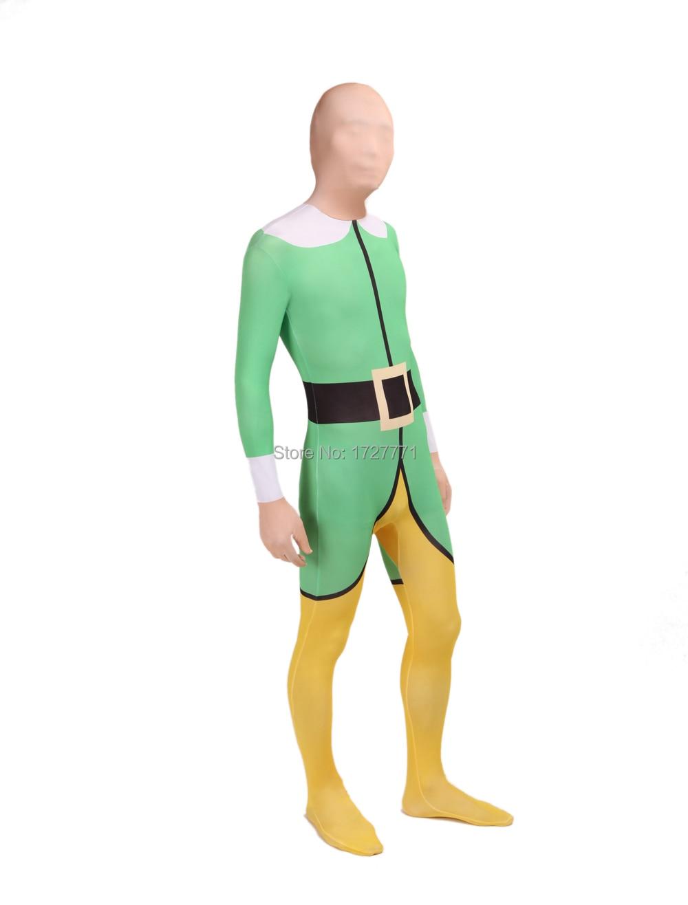 (jxy026) Full Body Lycra Spandex Zentai Suit Motivo Della Tuta Halloween Costume Party Irrestringibile