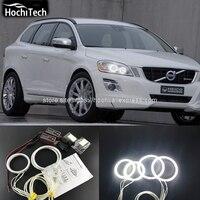HochiTech Excellent CCFL Angel Eyes Kit Ultra Bright Headlight Illumination For Volvo XC60 S60 09 10