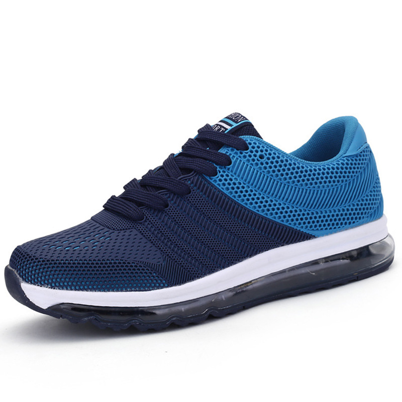 2017 air cushion original zapatos de hombre mens athletic Outdoor sport shoes male running shoes