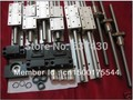 6 комплектов SBR16-300/900/1100 мм + 3 комплекта 1605-300/900/1100 мм + 3 комплекта BKBF12 торцевой подшипник + 3 шт. DSG16H + 3 шт. муфта