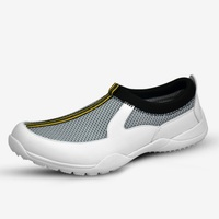 New Mens Golf Shoes Non Slip Golf Training Shoes Male Ultralight Breathable Mesh Sports Shoes Size 39 44 #B2256