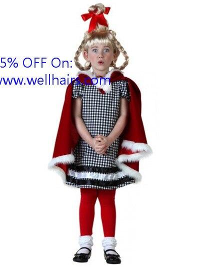 movie fashion clothes fashion christmas costumes red girls christmas dress christmas cape customizable - Christmas Movie Costumes