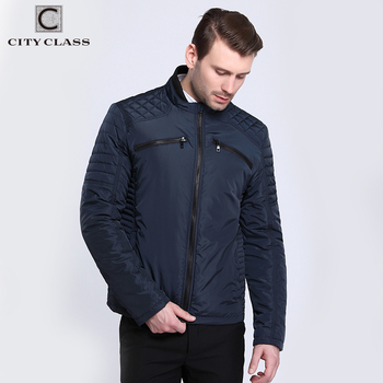 Mens Quilted Reflective Jackets and Coats by CITY CLASS 1