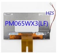 original 6.5 inch PM065WX3(LF) lcd screen for car dvd gps