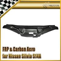 Samochód stylizacji FRP Włókna Szklanego Bronić Garaż Panel Chłodzenia Fit Dla Nissan S14A Późno Model