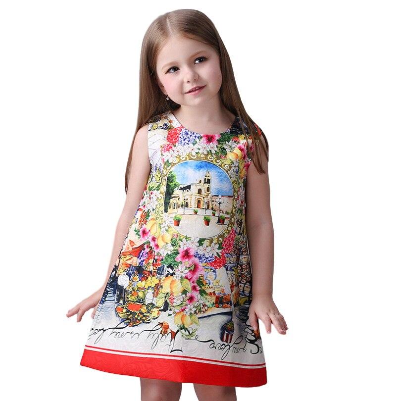 Milan Creations Girls Dress Summer Baby Girls Frocks -7709
