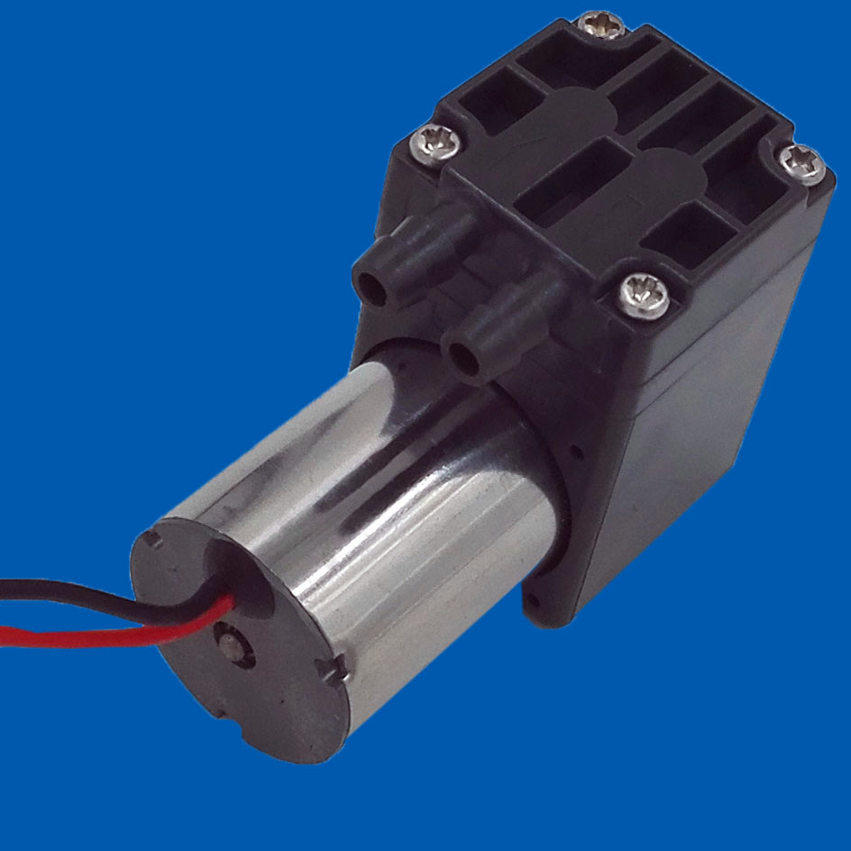 ФОТО 500ml/min electric diaphragm mini  DC brushless motor pump water