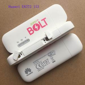 Huawei LTE-WIFI-MODEM E8372h-153 Dongle Antenna Unlocked 150mbps 4G 1000pcs of Plus-A-Pair