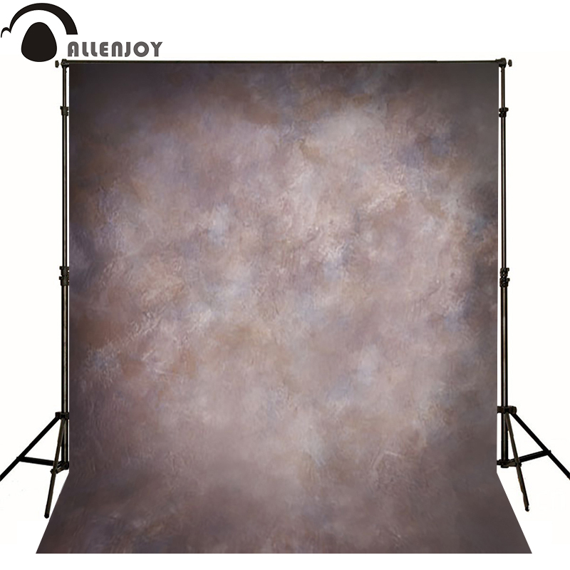 Allenjoy Thin Vinyl cloth photography Backdrop gray Background For Studio Photo Pure Color photocall Wedding backdrop MH-020 allenjoy scenery photo backdrop island coconut tree clouds beach photocall studio background for a photo shoot vinyl cloth