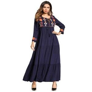 Islamic clothing muslim dress women muslim abaya turkish islamic clothing kaftan dubai abaya for women clothes turkey KK2629
