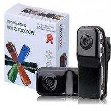 Camera Video Audio Recorder Camcorders Mini DV MD80 DVR Video Camera 720P HD DVR sport outdoors Helmet Bike Motorbike as SQ8