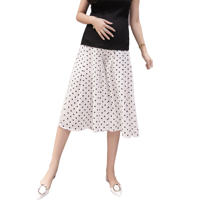 2b0d0593124135 Pengpious 2018 summer good quality pregnancy high waist belly pants fashion  printed maternity loose trousers plus