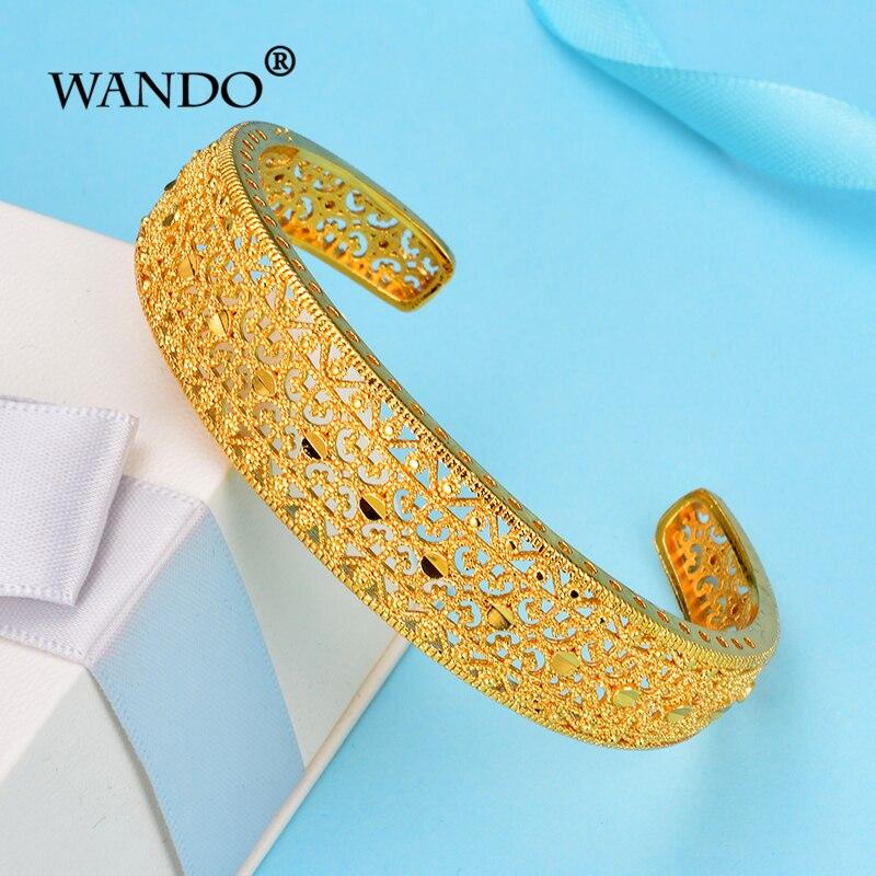 WANDO Gold Color Open...