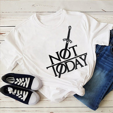 not today shirt Not Today Shirt - Arya Stark Game of Thrones GoT