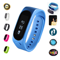 Smart BT Intelligent Bluetooth Bracelet Waterproof Smart Bracelet + Music Earphone Pedometer for IOS Android Mobile Phone