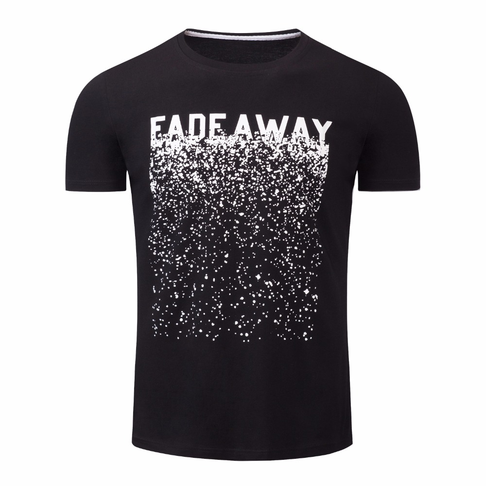 2018 New Solid color T Shirt Mens Black And White T-shirts Summer Skateboard Tee Boy Hip hop Skate Tshirt Tops Men S-2XL tees