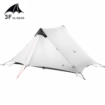 3f ul gear 2019 lanshan 2 tent 2 p