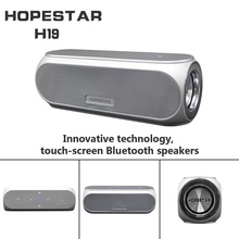 HopeStar H19 Wi-fi Bluetooth speaker contact management Transportable out of doors NFC/ Bluetooth mini speaker Stunning high quality Subwoofer