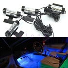 12V 4x 3LED Car Char...