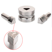 TDP 5 (14.8mm) Tablet Press punch, shaped Pill Press Moulds ,Tablet Press Machine Die Mold