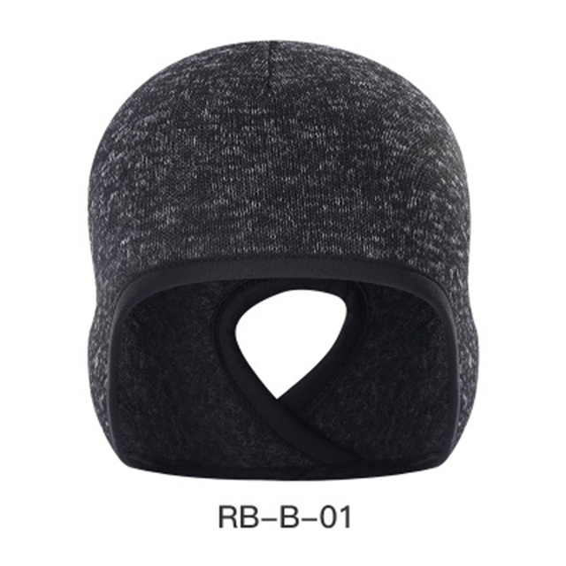 6a378de5429 Cycling Cap Outdoor Sports Ponytail Cation Fleece Hat Windproof Ear  Protection Winter Keep Warm Ski Hiking Running Hat For Women