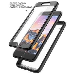 Image 3 - SUPCASE для iphone 8 Plus чехол UB стиль чистый полный корпус прочный бампер Чехол со встроенной защитой экрана для iphone 7 Plus