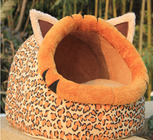 2015 new dogs cats fashion warm soft kennels supplies doggy autumn winter beds products pet dog cat litter puppy accessories