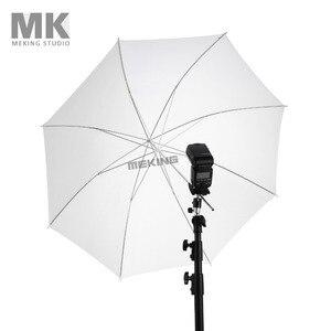 """Image 2 - 33 """"/84 cm trắng Ô Dù Photo studio Chiếc Ô ánh sáng flash Translucent phụ kiện nhiếp ảnh fotografia paraguas"""