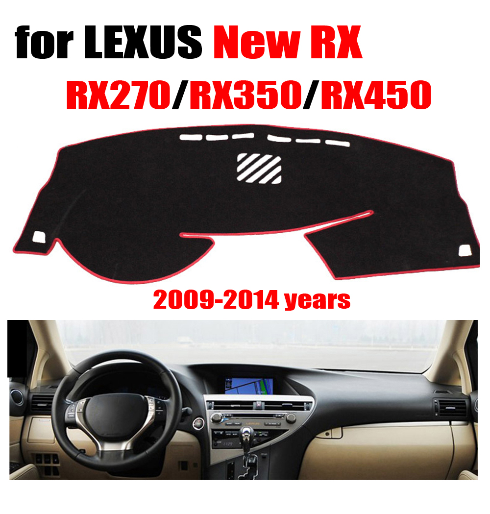 2013 Lexus Rx 350 For Sale: Car Dashboard Cover For LEXUS New RX270 RX350 RX450 2009