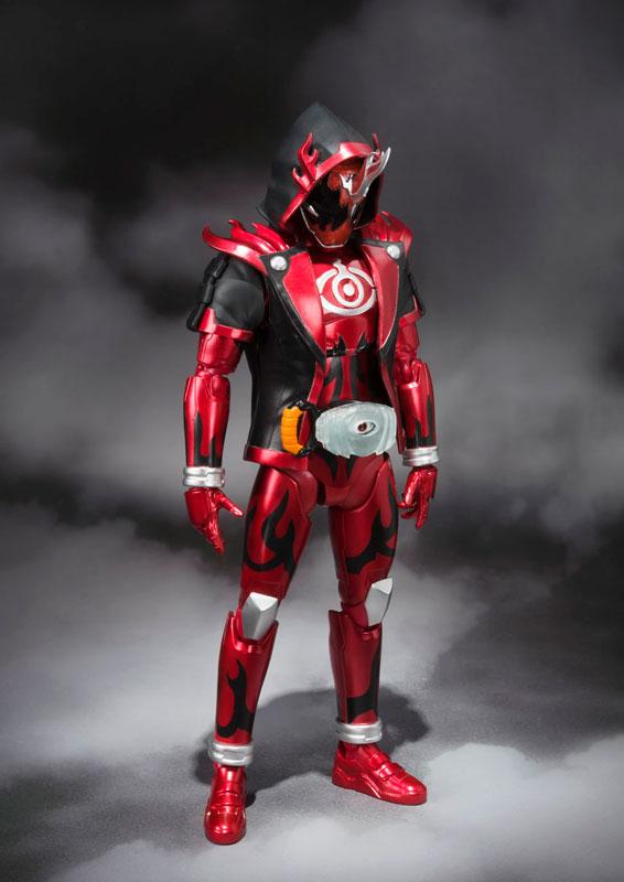 "Image 4 - ""Kamen Rider Ghost"" Original BANDAI Tamashii Nations S.H.Figuarts / SHF Action Figure   Kamen Rider Ghost Toucon Boost Damashiibandai tamashii nationsaction figurekamen rider -"