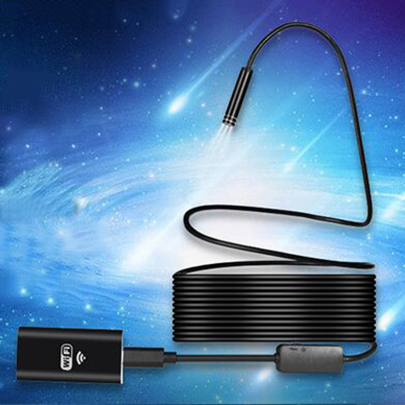 Mini wireless Endoscope Wifi for iOS Android Borescope HD 720P 2 0MP Tube IP67 Waterproof Inspection