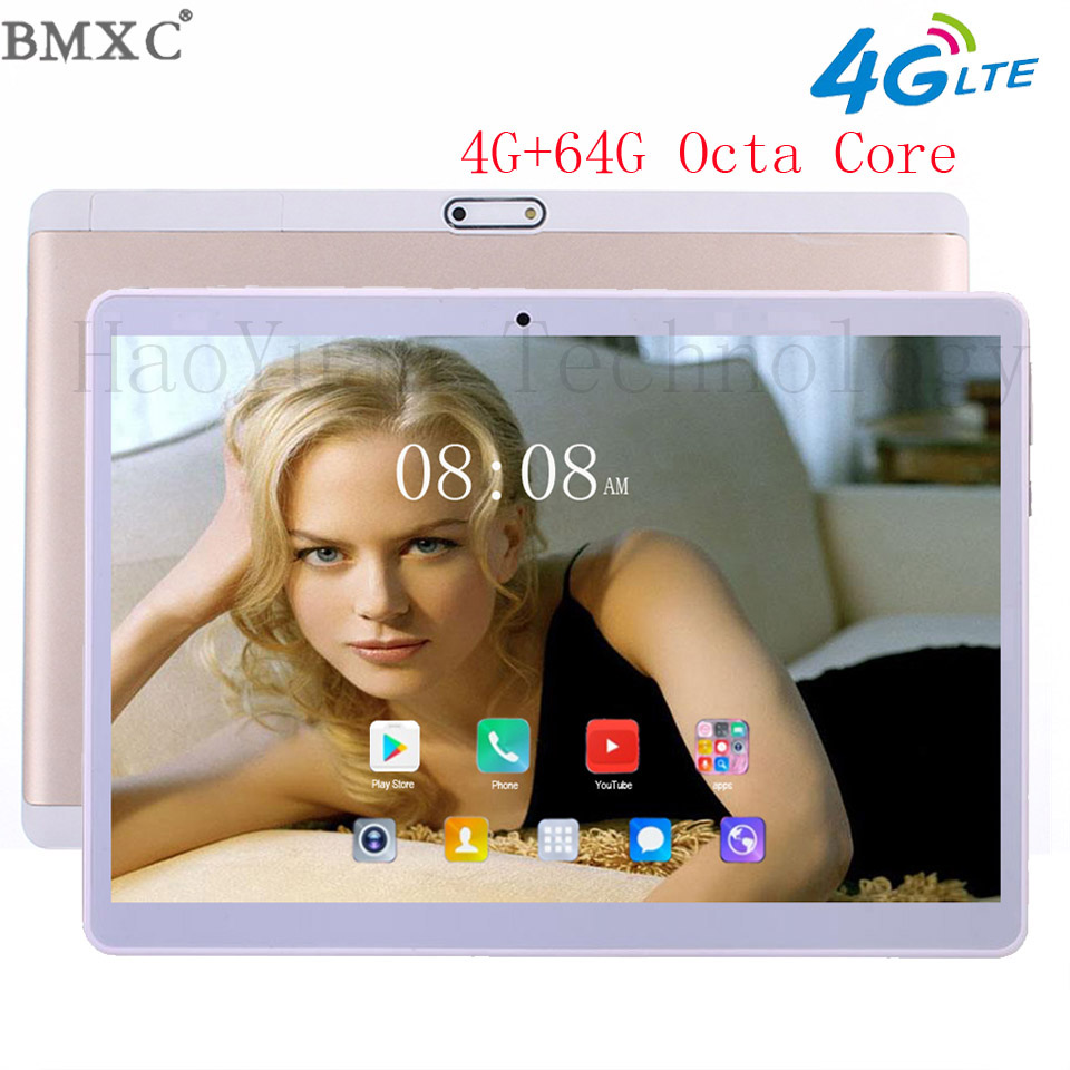 BMXC 2017 new Android 7 0 call phone Tablet PC 10 1 inch Octa Core 4G