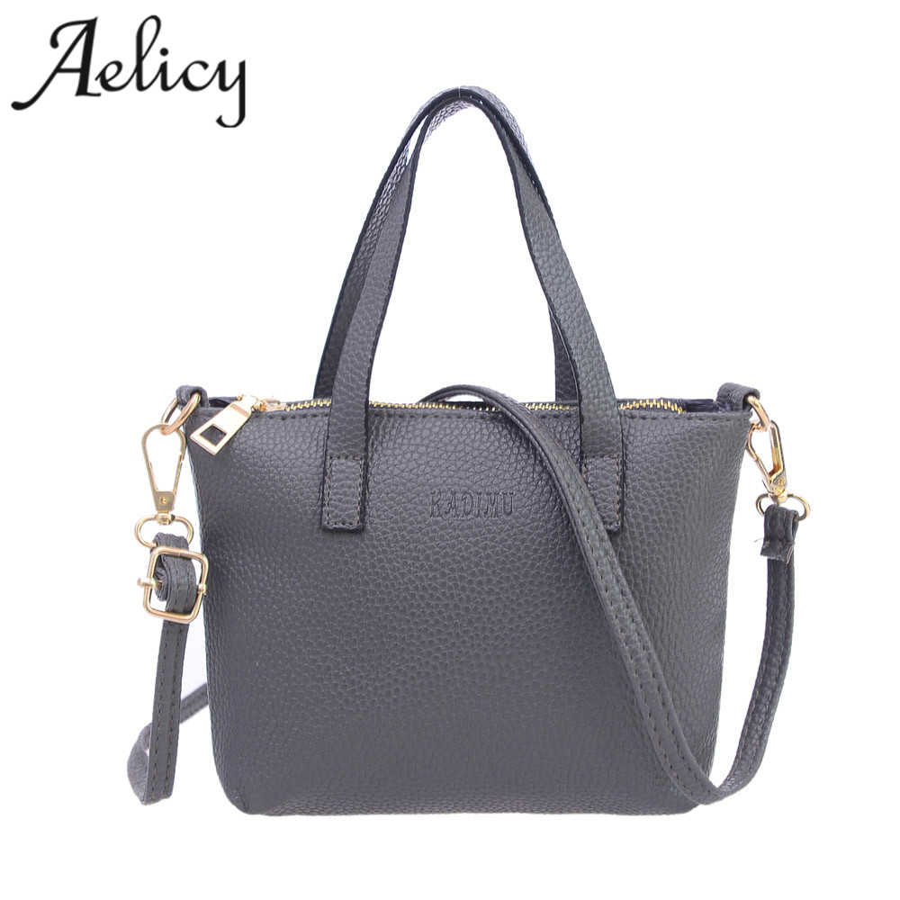 Aelicy Women Fashion Handbag Shoulder Bag Tote Ladies Purse High Quality Women Shoulder Bag Ladies Small Clutches Crossbody Bags aelicy fashion women girls canvas shopping handbag shoulder tote shopper crossbody bags for women messenger bag bolsas feminina