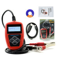 A Quality Wholesales Original QUICKLYNKS BA102 Motorcycle Battery Tester LCD Display 12V Battery Life Analysis Free
