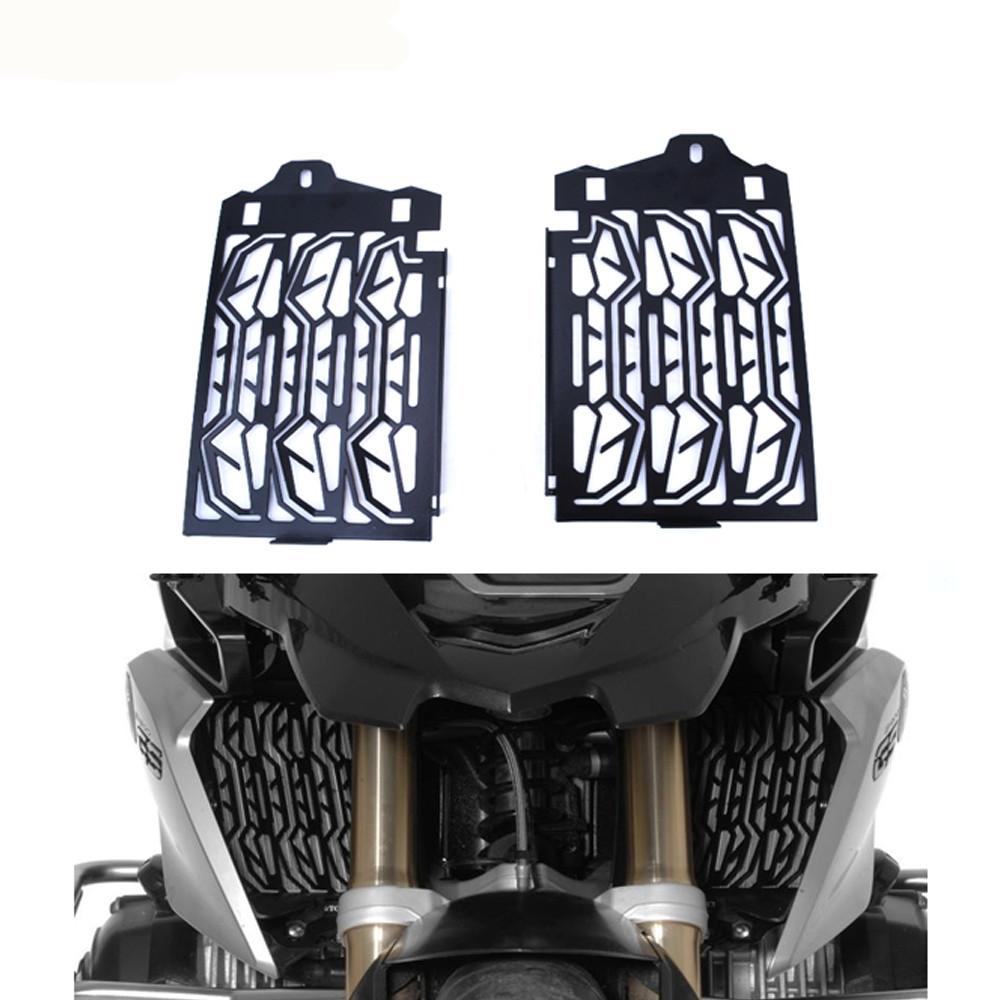Motorcycle Accessories Radiator Guard Protector Grille Grill Cover For R1200GS Adventure 2013 on