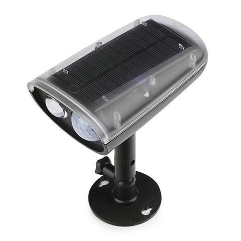 3 w lampadas led solar sensor de