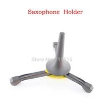Instruments and Accessories Metal Brackets Trumpet Instrument Saxophone Stents Tripod Holder Metal Leg Detachable Foldable