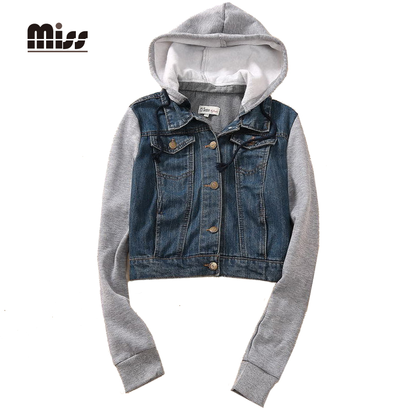 Compare Prices on Denim Hoodie Vest- Online Shopping/Buy Low Price ...